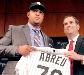 Jose Abreu Cuban Baseball Player